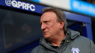 Blackburn equaliser 'my own fault', says Cardiff boss Warnock