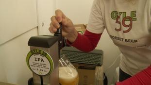 Dorset women buck brewery industry trend