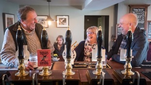 Planned increases in business rates had threatened the livelihoods of pub owners across the country.