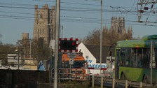 The project is aiming to cut down the congestion in Ely.