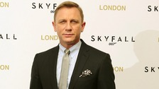 Current James Bond star Daniel Craig.