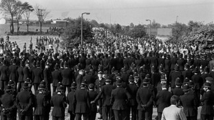 Thatcher government feared miners' strike police probe would prompt 'witch hunt'