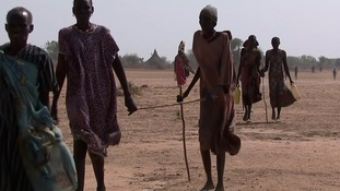 People in South Sudan