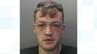 Burglar caught after being tracked by his electronic tag