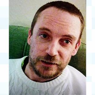 John Hurst was last seen on 7 March.