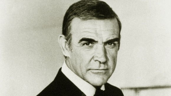 Sir Sean Connery starred in seven Bond films between 1962 and 1983.