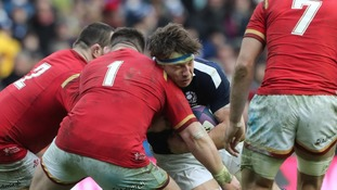 Hamish Watson earns a starting spot as Scotland look to build on their victory over Wales.