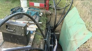 £500,000 of stolen metal recovered