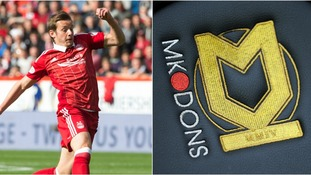 Pawlett will join MK Dons at the end of the season.