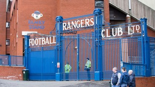Rangers have been managerless since Mark Warburton's protracted departure.