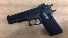 BB handgun
