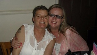 Two women who died after being hit by car outside hospital named