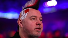 It's been a dream week for Peter Wright.