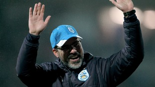Huddersfield Town boss David Wagner named manager of the month