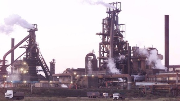 Tata&#x27;s steelworks at Port Talbot, Wales where most of the job losses will occur.