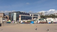 Bournemouth IMAX building