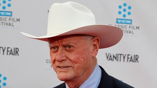 Hagman at 2012 TCM Classic Film Festival