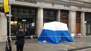 Regent Street stabbing