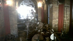 The Drunken Ship in Rome