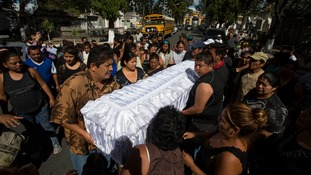 Death toll from Guatemala children's shelter fire climbs to 40