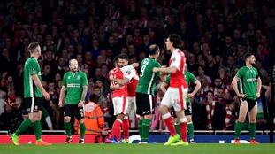 FA Cup report: Arsenal end Lincoln City fairytale