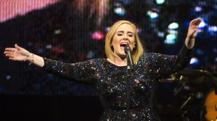 Adele has sold more than 100 million records.