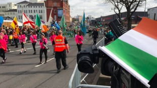 Thousands expected at St Patrick's day parades across the Midlands