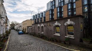 3ft deep Knightsbridge mansion set to sell for £800k