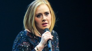 Adele dedicates song to fan who had cardiac arrest at her show