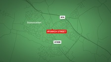 Teenager charged over Stowmarket armed robbery