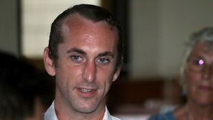 Briton sentenced to six years in jail for fatal attack on Bali policeman