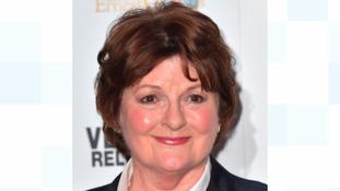 Brenda Blethyn who plays Vera
