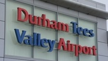 Durham Tees Valley Airport - its future has been a subject of much discussion