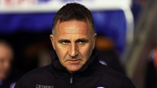Wigan Athletic sack manager Warren Joyce