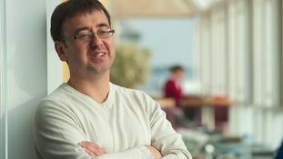 Professor Alberto Naveira Garabato