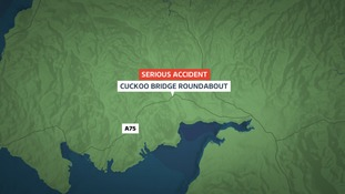 Cuckoo Bridge accident