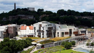 The minority-SNP can expect the first minister's request to be supported by a majority of the Scottish Parliament in Holyrood, Edinburgh.