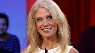 Kellyanne Conway has no 'tapping' evidence