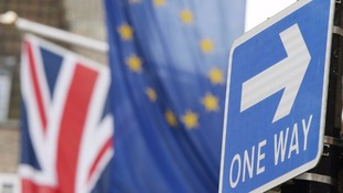 Britain is heading for the exit of the European Union.