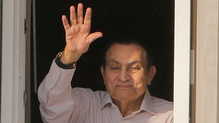 Hosni Mubarak ruled Egypt for almost 30 years