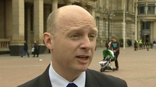 Liam Byrne will run for Mayor if Birmingham votes yes in May's referendum