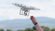 Growing use of drones is cause for concern among farmers in North Yorkshire