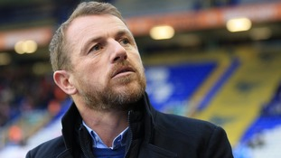 New Derby boss Gary Rowett