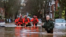 Natural flood defences are unlikely to prevent major flooding, scientists have warned