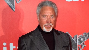 Sir Tom Jones is currently a coach on The Voice.