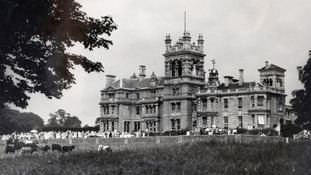 In the 1920s Overstone Hall was used as a school.