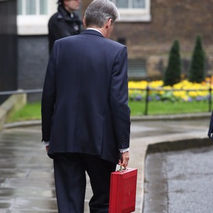 The U-turn has left 'Philip Hammond looking significantly weakened'.