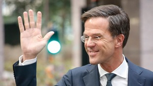 Dutch Prime Minister Mark Rutte is his opponent in the race.