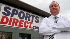 Claims over pay at Mike Ashley's company Sports Direct are branded 'fake news'