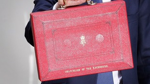 What is inside the famous Budget briefcase has not always gone to plan.